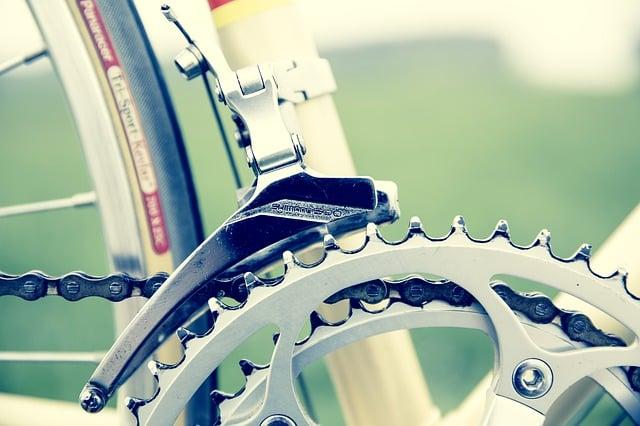 un vélo en ville