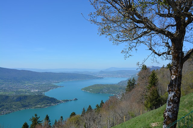 lac d'annecy