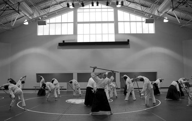pratique aikido