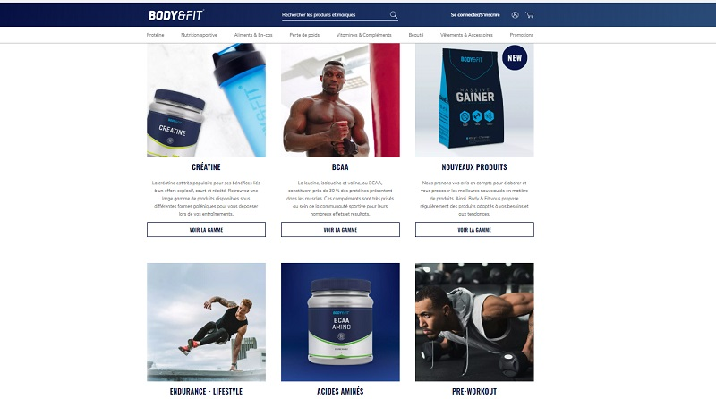 bodyfit produit