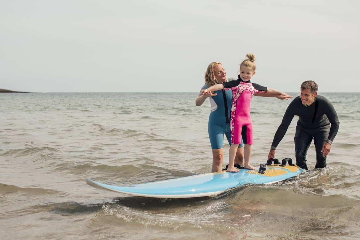 école surf Lacanau